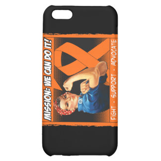 Leukemia Mission We Can Do It iPhone 5C Case