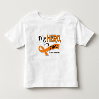 Leukemia MY HERO MY DAD 42 Toddler T-shirt