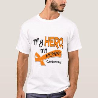 Leukemia MY HERO MY MOMMY 42 T-Shirt