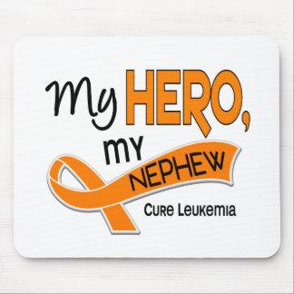 Leukemia MY HERO MY NEPHEW 42 Mouse Pad