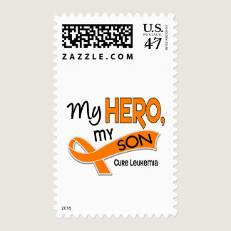 Leukemia MY HERO MY SON 42 Postage