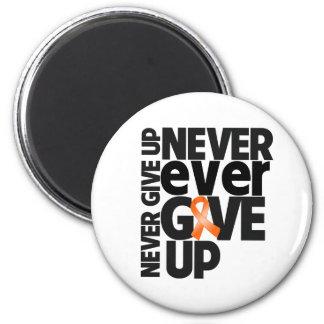 Leukemia Never Ever Give Up Fridge Magnets