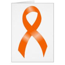 Leukemia Orange Ribbon