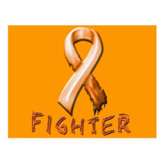Leukemia Postcard