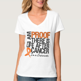 Leukemia Proof There is Life After Cancer T-Shirt