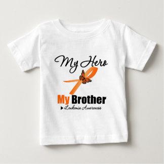 Leukemia Ribbon My HERO My Brother Shirt