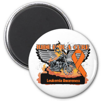 Leukemia Ride For a Cure Magnets