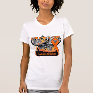 Leukemia Ride For a Cure T-shirts