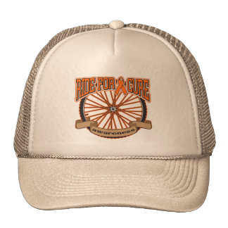 Leukemia Ride For Cure Hats