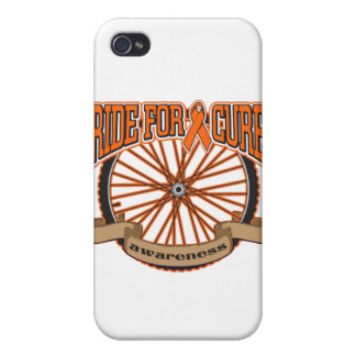 Leukemia Ride For Cure iPhone 4 Cases