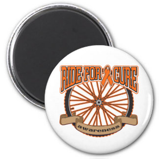 Leukemia Ride For Cure Magnets