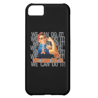 Leukemia Rosie The Riveter WE CAN DO IT iPhone 5C Covers