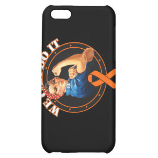 Leukemia - Rosie The Riveter - We Can Do It iPhone 5C Covers