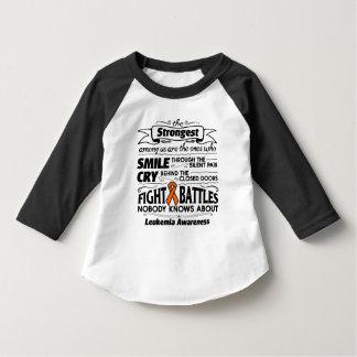 Leukemia Strongest Among Us Infant T-shirt