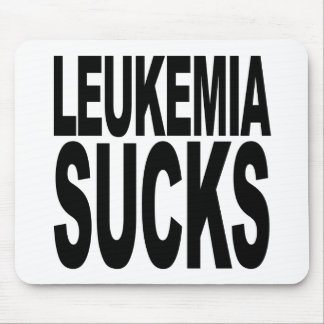Leukemia Sucks Mouse Pad