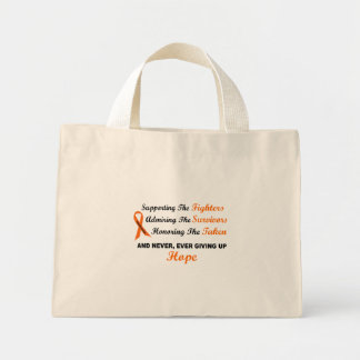 LEUKEMIA Supporting Admiring Honoring 1 Bags