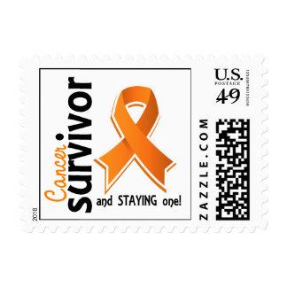 Leukemia Survivor 19 Stamps