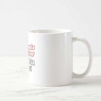 Leukemia Survivor...Big Deal Coffee Mug