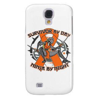 Leukemia Survivor By Day Ninja By Night Galaxy S4 Cover