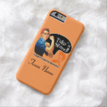 Leukemia Take a Stand iPhone 6 Case