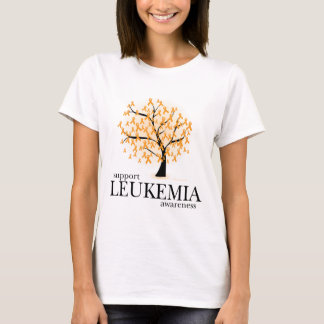 Leukemia Tree T-Shirt