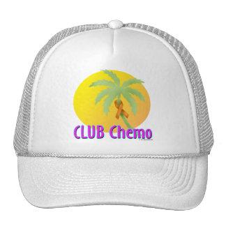 Leukemia Trucker Hats