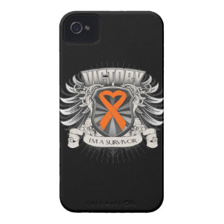 Leukemia Victory iPhone 4 Covers