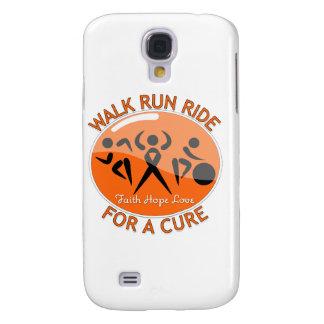 Leukemia Walk Run Ride For A Cure Samsung Galaxy S4 Covers