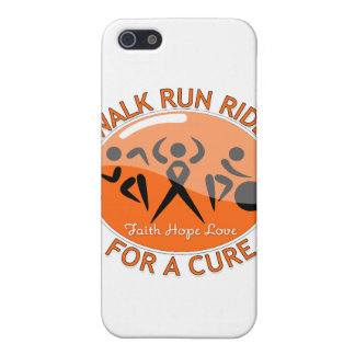 Leukemia Walk Run Ride For A Cure iPhone 5 Cases
