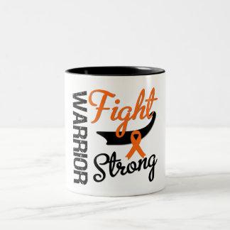 Leukemia Warrior Coffee Mug