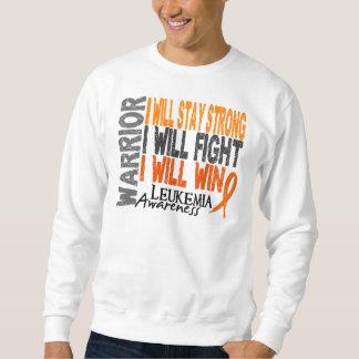 Leukemia Warrior Sweatshirt