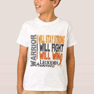 Leukemia Warrior T-Shirt
