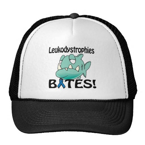 LeukodystrophiesBITES Mesh Hats