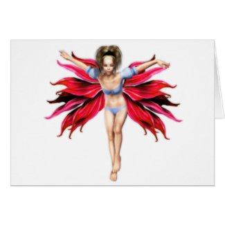 Leura Fairy Card