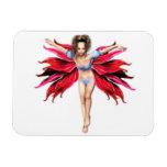 Leura Fairy Vinyl Magnets