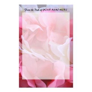 leus blancos rosados papeleria de diseño