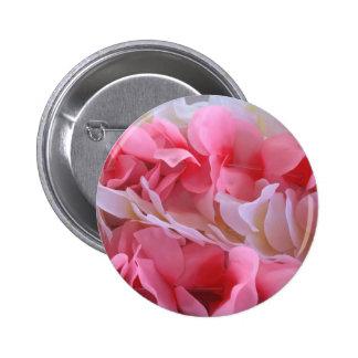 leus blancos rosados pins