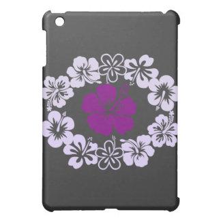 Leus púrpuras del hibisco