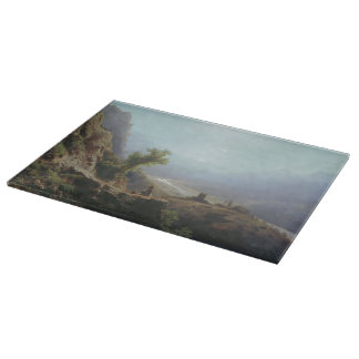 Lev Lagorio- On the Caucasus Mountains Cutting Boards