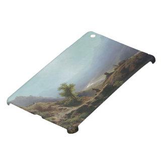 Lev Lagorio- On the Caucasus Mountains iPad Mini Cover