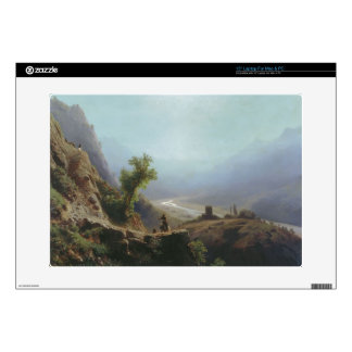 Lev Lagorio- On the Caucasus Mountains Laptop Skins