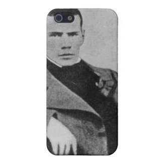 Lev Nikolaevich Tolstoy as a student iPhone 5 Covers