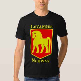Levanger, Norway (Norge) T Shirt