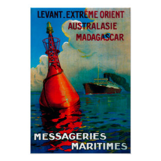 Levant Extreme Orient Vintage PosterEurope Posters