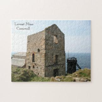 Levant Mine 10x14 Jigsaw Puzzles
