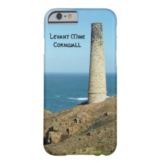 Levant Mine Cornwall England Poldark Location Barely There iPhone 6 Case