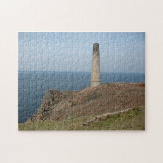 Levant Mine Cornwall Jigsaw Puzzle