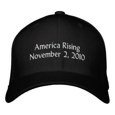 Levantamiento de América Gorros Bordados