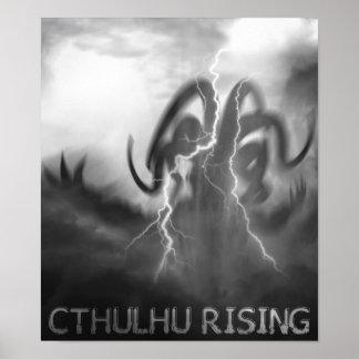 Levantamiento de Cthulhu Póster