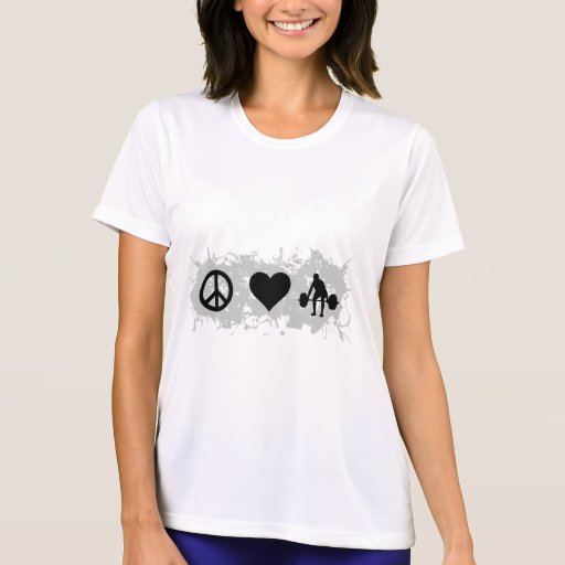 Levantamiento de pesas 1 t-shirt
